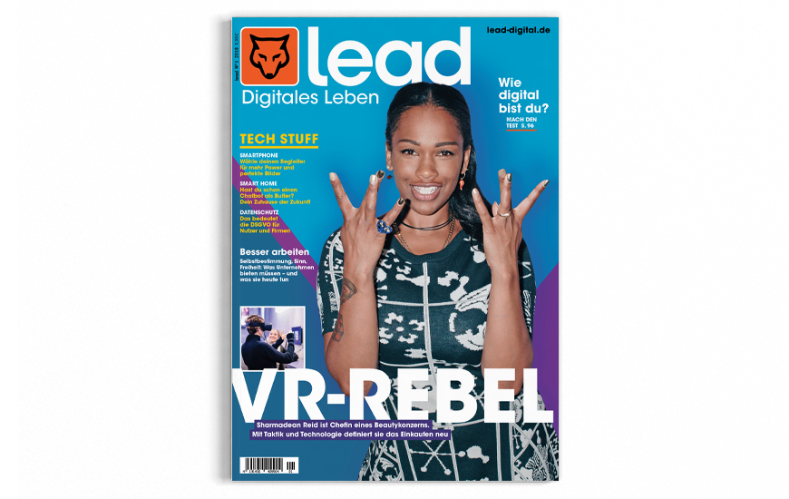 LEAD 1/2018   Cover